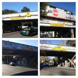 Bridges collage