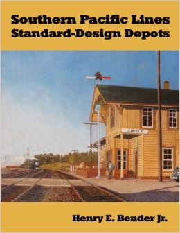 Southern Pacific Lines Standard-Design Depots