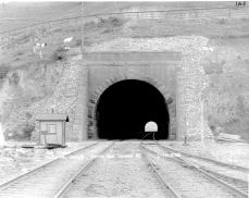 """""""North End Tunnel #5 3-25-1908"""""""