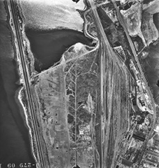 Bayshore Survey Photo - 4-23-1958.