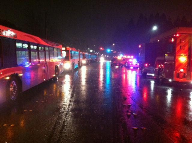 Belmont Evacuation 2