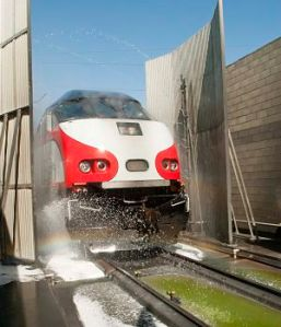 Reduced size - TrainWash