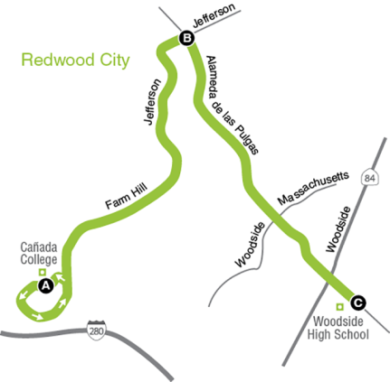 Route 78 Map